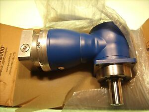 Wittenstein Alpha Sk 100s mf2 50 Right Angle Gear Head Reducer