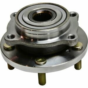 Front Wheel Hub Bearing For 2004 2008 Mitsubishi Endeavor With Wheel Studs
