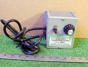 1 New Automation Devices 6000 1 Vibratory Feeder Controller make Offer
