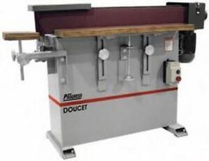 Progress Model Pmc 150 Edge Sander Non oscillating