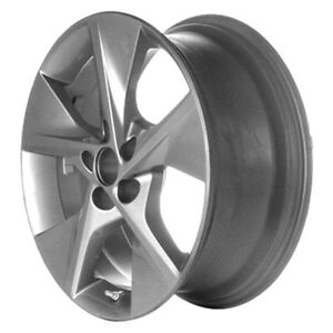 For Toyota Camry 12 14 Factory Alloy Wheel 18 Replica 5 Wide Spokes All Painted