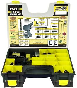 Dorman Oe Solutions 800 300 Nylon Fuel Line Repair Kit Contains 104 Pieces