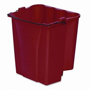 Rubbermaid Dirty Water Bucket For Wavebrake Bucket wringer Free Shipping New