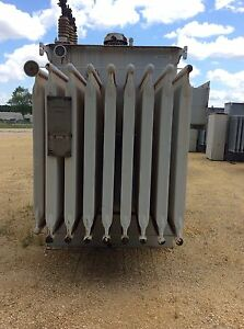 Westinghouse Substation Transformer 1500 Kva Primary 13200 Secondary 480 Delta