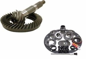 Dana 60 Reverse Ford Front 4 11 Ring And Pinion Master Install Gear Pkg