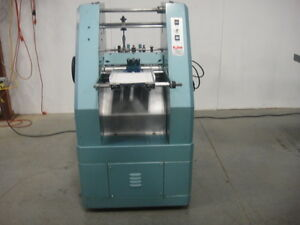 Rollem Auto Iv 2 Head Numbering Machine Video On Our Website
