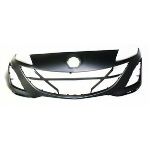 Front Bumper Cover For 2010 2011 Mazda 3 Primed