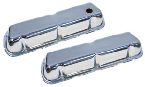 Ford Sb Valve Covers Mustang 86 95 V8 5 0 5 0l Chrome