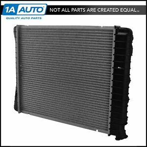 Radiator Assembly Plastic Tank Aluminum Core For Buick Chevy Gmc Olds Pontiac