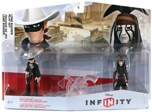 New Lone Ranger Play Set By Disney Infinity Works With play Set Game Mode