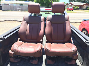 2013 Ford F150 King Ranch Interior Seats Console