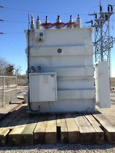 10 Mva General Electric Transformer Power Transformer