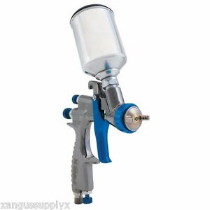 Sharpe Finex Automotive Fx1000 Mini Hvlp Paint Spray Gun 1 0mm Clear Base Coat
