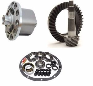 Jeep Rearend Dana 35 4 88 Ring And Pinion Truetrac Posi Elite Gear Pkg