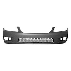 Lexus Is300 2005 Replace Lx1000121 Front Bumper Cover