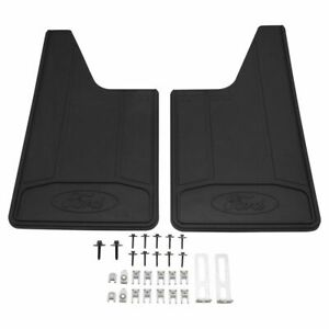 Oem Heavy Duty Rubber Mud Flaps Splash Guard Front Lh Rh Pair For Ford Pickup