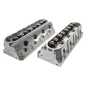 Afr 1680 Mongoose Ls1 15 Cathedral Port Cylinder Heads