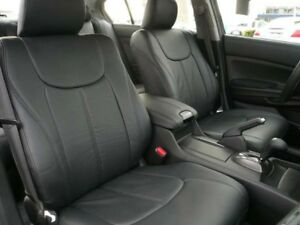 Clazzio Custom Fit Synthetic Leather Seat Covers For Honda Fit Choose Color