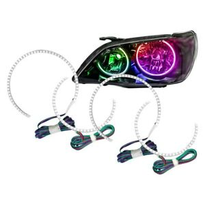 For Lexus Is300 01 05 Smd Colorshift Dual Halo Kit For Headlights