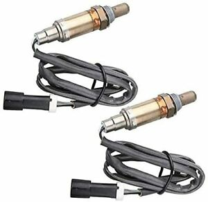 New Set 2 O2 Oxygen Sensor Front Rear Downstream Upstream For Ford