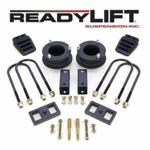 1 New Readylift 69 1091 3 Leveling Kit 03 12 Dodge Ram 2500 3500 4wd