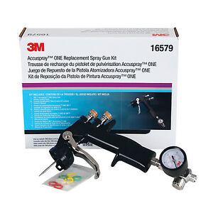 Accuspray One Replacement Spray Gun 3m Company 16579 3m