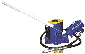 20 Ton Low Profile Air manual Bottle Jack Astro Pneumatic 5304 Ast