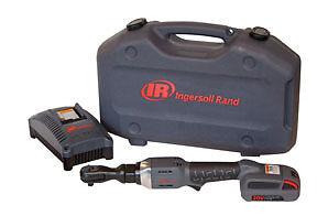 1 2 Cordless Ratchet Wrench With One Battery Ingersoll Rand R3150 k1 Irc