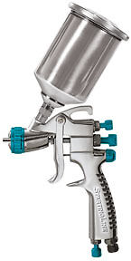 Startingline Detail And Touch up Hvlp Gravity Spray Gun Devilbiss 802405 Dev
