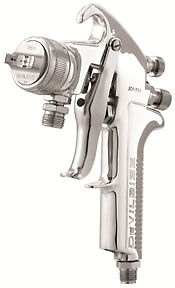 Jga 1 4mm Pressure Feed Spray Gun Gun Only Devilbiss Jga50477714 Dev