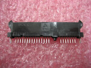Lot Of 48 Fci 10017660 001lf Sata 22position Vertical Pcb Connector Through Hole