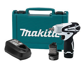12v Max Cordless Lithium ion 3 8 In Impact Wrench Kit Makita Wt01w Mkt