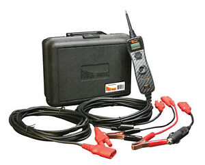 Power Probe Iii With Case And Accessories Carbon Fiber Print Power Probe