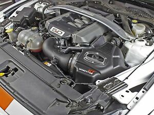 Afe Power 2015 2017 Ford Mustang Gt 5 0l V8 Cold Air Intake Cai System Pro Dry S