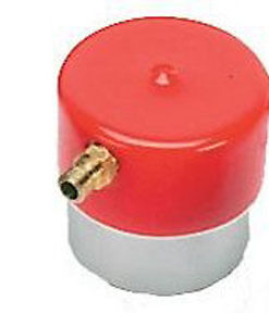 Red Adapter Gas Cap Waekon Industries Fpt25 1 Wae Lp