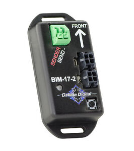 Dakota Digital Compass W Outside Air Temperature Expansion Module Bim 17 2