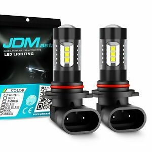 Jdm Astar 2x 80w H10 9145 High Power Led Cree 6000k Super White Fog L