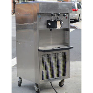 Electro Freeze Ice Cream Machine 66tf c 232 Excellent Condition