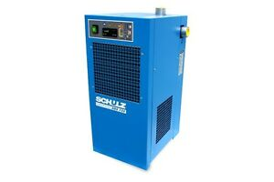 Schulz Refrigerated Air Compressor Dryer 125cfm Ads125 up