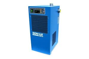Schulz Refrigerated Air Compressor Dryer 100cfm Ads100 up