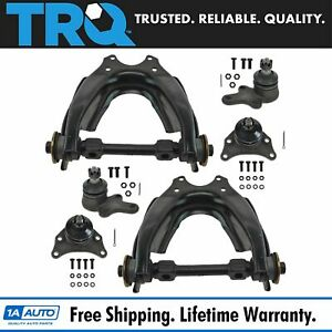 Control Arm Ball Joint Front Upper Lower Lh Rh Set For Toyota Pickup T100 2wd
