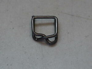 1 2 Wire Poly Strapping Buckles 175025 4 000 Pieces 4 Cases New