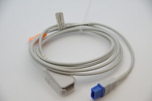 Spacelabs Compatible Nellcor 10pins Db9 2 2m Spo2 Exntension Cable New