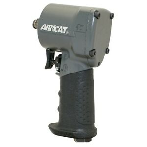Aircat 1057 th 1 2 Drive Compact Stubby Air Impact Gun Wrench