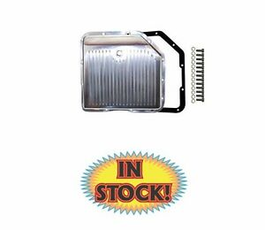 Specialty Products 8491 Gm Th 350 Transmission Pan Polished Aluminum