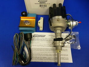 Proform Electronic Ignition Distributor Kit Dodge Mopar Chrysler Bb 361 383 400
