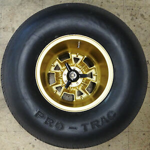Original Campagnolo Lamborghini Miura Colani Wheels 15x10 Magnesium Coffee Table