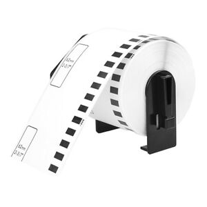 20 Roll Dk2205 Continuou Label W Frame For Brother Ql 500 Ql 550 Ql 570 Printer