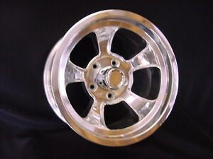 15 X 8 Hot Rod Knock Offs Chevy 1612 Gasser 5 On 5 Bp Gm Truck Big Body
