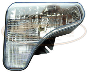 Bobcat S450 Right Headlight Lamp With Bulbs Lens Light Skid Steer Loader
